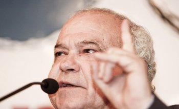 El fallecido ministro Eleuterio Fernández Huidobro quedó en el centro de la polémica