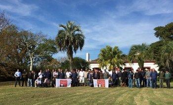 Un balance muy positivo hicieron los criadores tras la recorrida por establecimientos en Uruguay y Brasil