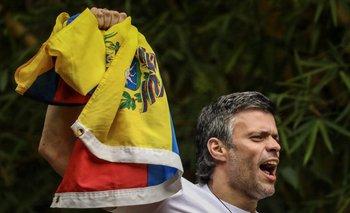 Leopoldo López <br>