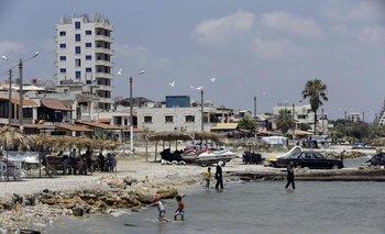 Latakia, la ciudad más segura de Siria en tiempos de guerra.