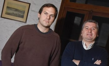 Andrés Acosta y Paulo Bareño