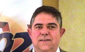 El rematador y tasador Héctor Alejandro Ilundain<br>