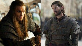 cca7aa859 El actor Ed Skrein interpretó brevemente a Daario Naharis en la tercera  temporada de la serie. A partir de la cuarta