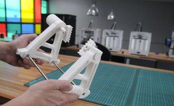En Sinergia Tech hay impresoras 3D que utilizan emprendedores y empresas de todo tipo