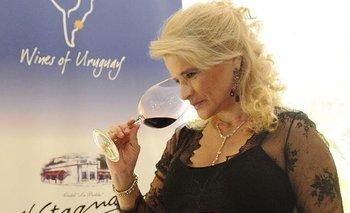 Virginia Moreira, directora de Vinos Finos H. Stagnari<br>