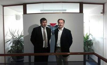 Agustín Gattas y Carlos Mendive de Península Rentals.