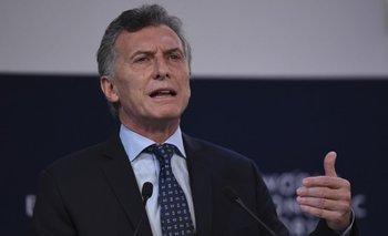 El presidente Macri anunció una reforma impositiva
