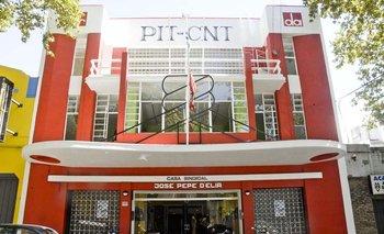 El PIT-CNT defendió al gobierno de Nicolás Maduro. M. Cerchiari