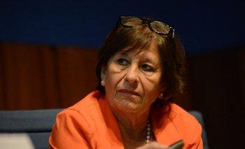 Alex Mazzei, presidenta del Ineed