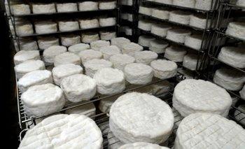 Las exportaciones de quesos generaron el ingreso de US$ 33 millones en 2021.