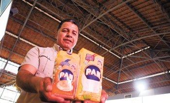 José Rivas es el principal importador del producto en Uruguay