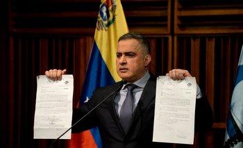 Fiscal general Tarek Saab