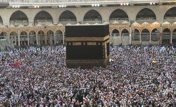 La Meca aspira a recibir a 6 millones de fieles durante la peregrinación central para 2030