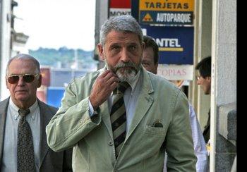 Coronel retirado Eduardo Ferro