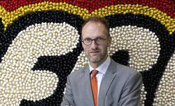 Jorgen Vig Knudstorp, presidente de Lego