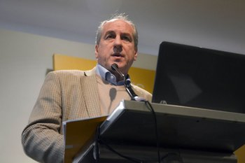 Ministro de Trabajo, Ernesto Murro