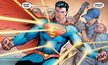 Ilustración de <i>Action Comics</i> nº 987<br>