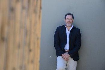 Diego Lemos está al frente de Visor, que ofrece servicios de marketing en medios no tradicionales