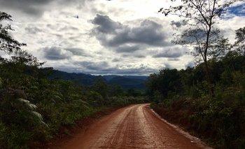 Camino a Igatú