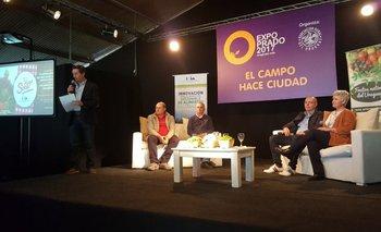 Gran convocatoria de público logró la actividad organizada por el INIA en la Expo Prado