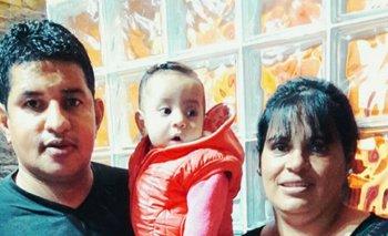 Álvaro Smith y Macarena Melo son los padres de Bianca