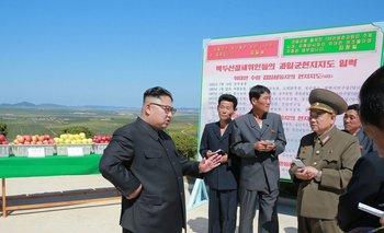 Kim Jong-un<br>
