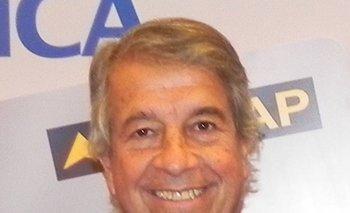 Jorge Perazzo, presidente de la CND.