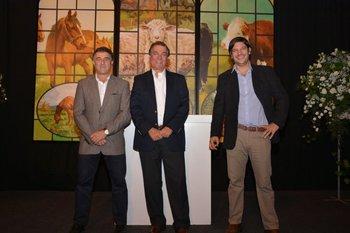 Alberto Noria, Gerardo y Alejandro Zambrano