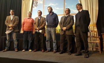 Remate a cargo de Zambrano & Cía, con Oscar Gambetta y el Banco República