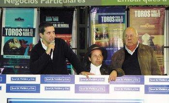 Integrantes del escritorio Valdez y Cía, de Tacuarembó.<br>