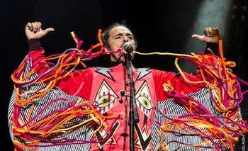 Rubén Albarrán es el vocalista de Café Tacvba