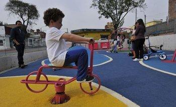 La Plaza Portugal remodelada quiere ser un espacio de inclusión social<br>