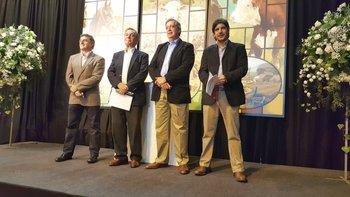 Subasta a cargo de Zambrano & Cía, con Pepo Mattos y Scotiabank