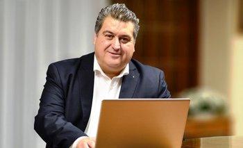 Mario Molina Alonso, presidente de la Asociación Nacional de Rematadores, Tasadores y Corredores<br>