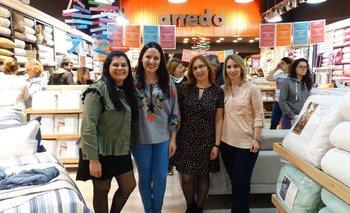 Silvia Arevalo, Natalia Izquierdo, Alejandra Rios y Yanebell Pereira <br>
