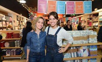 Patricia Wolf y Agustina Zuasnabar <br>