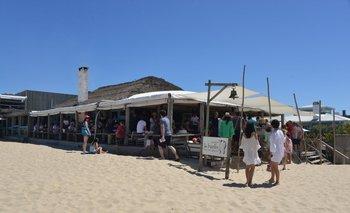 La Huella, ubicado en José Ignacio, a unos 40 minutos de Punta del Este