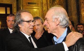 Joan Manuel Serrat colaboró con Viglietti y versionó sus canciones