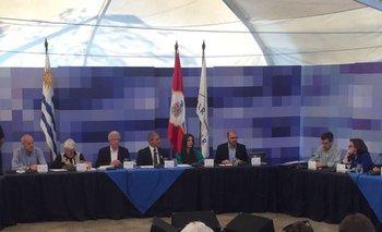 El Consejo de Ministros en la ciudad de Trinidad
