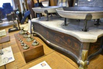 Carrau & Cia tiene un museo con las primeras herramientas de la compañía, del siglo XIX