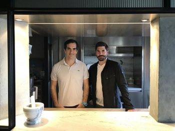Juan y Luis Caviglia, socios y fundadores de la plataforma Meitre