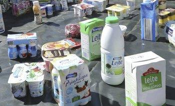Los lácteos influyeron en la caída del indicador de alimentos de la FAO en octubre<br>