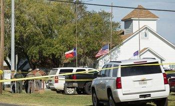Un ataque a tiros, esta vez en una iglesia baptista de Texas, vuelve a golpear a Estados Unidos