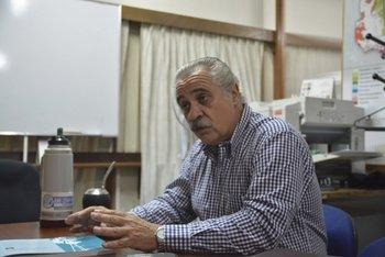 Gonzalo Freiría, coordinador general del Anuario Estadístico de DIEA