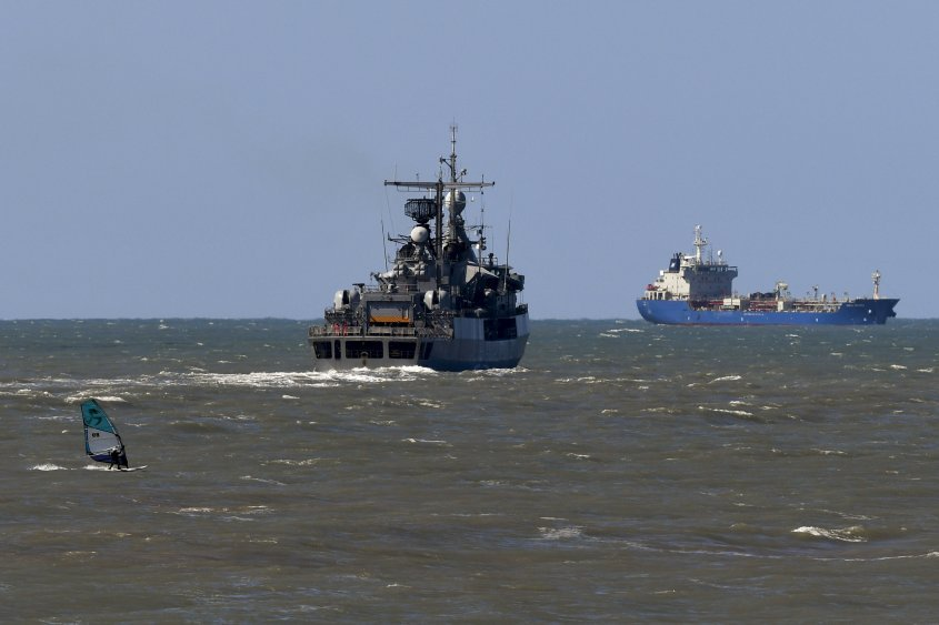 Encuentran un submarino francés desaparecido hace 50 años en el Mediterráneo