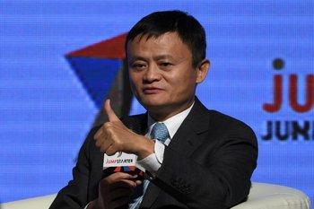 Jack Ma, fundador de Alibaba, fue muy crítico de la inteligencia artificial durante su discurso en Davos