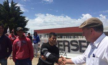 El ministro Murro llega al Frigorífico Solís al mediodía de este lunes para destrabar conflicto<br>