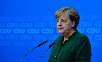 Foto de archivo. Merkel abandonará próximamente la política después de ejercer durante 16 años como canciller de Alemania