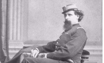 El coronel Lorenzo Latorre.