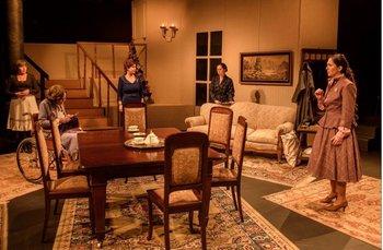 8 mujeres, la puesta de Gerardo Begérez le valió la nominación a Mejor elenco; el director fue distinguido en nueve categorías<br>
